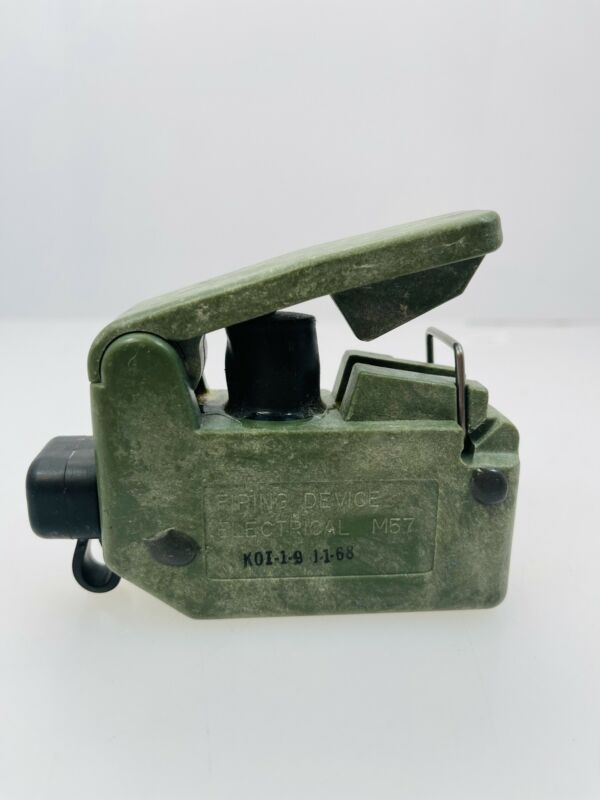 Antique Vietnam War Firing Device Electrical M57