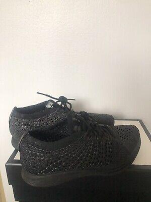 Nike Flyknit Racer Black Size 38 UK 5