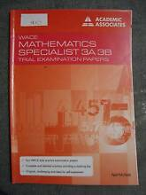 Maths Specialist textbooks Rossmoyne Canning Area Preview