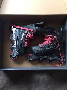 Size 12 youth roller blades