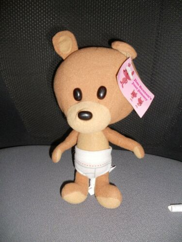 "JIM BENTON PLUSH DOLL FIGURE JUST Jimmy  10"" Preowned"