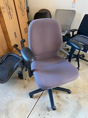 Big Men Heavy Duty Chair By Steelcase Criterion