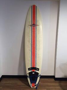 7'8 mini mal surf board for beginners to intermediates Brisbane City Brisbane North West Preview