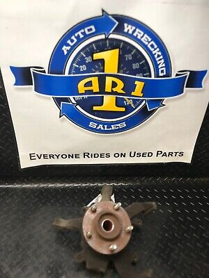 Spindle Knuckle Front DODGE CARAVAN Right 96 97 98 99 00