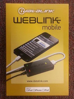 IDatalink ADS-WLM-AP1  Weblink Mobile Loader for Apple Phone/Tablet  ADSWLMAP1