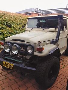 HJ45 Landcruiser Manning South Perth Area Preview