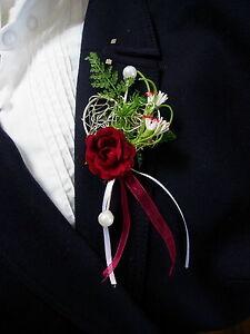 Hochzeitsanstecker Anstecker Bräutigam Braut Trauzeugen