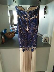Size 12 Lipsy Two Tone Ball Gown Highgate Hill Brisbane South West Preview