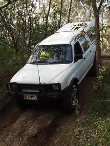 01 Triton 4x4 twin cab Raceview Ipswich City Preview