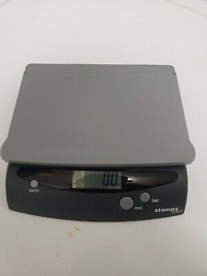 Stamps.com 5lb Digital Postal Shipping Scale Battery Operated Model 500dw