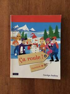 Ca Roule 2 FRENCH TEXTBOOK Mount Waverley Monash Area Preview