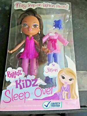 Bratz Kidz Sleep-over Yasmin New!