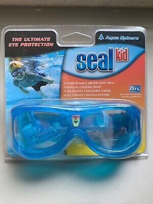Aqua Sphere Kinder Schwimmmaske Seal Kid 2