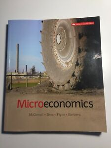 Microeconomics 14th Canadian Edition Textbook