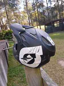 Six six one full face helmet Cooranbong Lake Macquarie Area Preview
