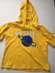 Brand new science of mystery hoodie