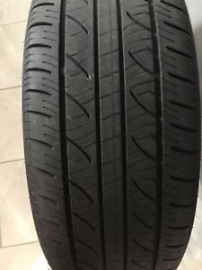 (4) All season tires with rims for sale!