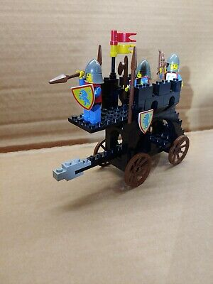 Lego Set 6062 (Battering Ram unit only) Castle Vintage Crusaders