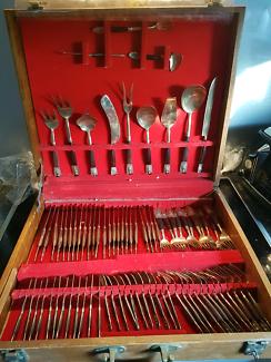 Thai cutlery set