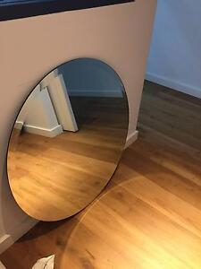 Large Stunning Round Mirror - Excellent Condition Woolloomooloo Inner Sydney Preview