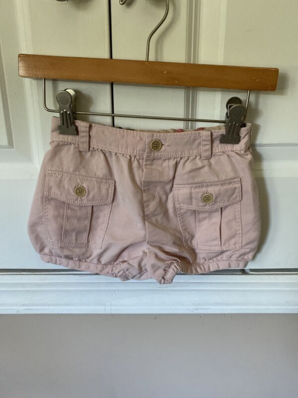 Burberry Toddler Girls Shorts In Pink In Size 3T/3Y/3A