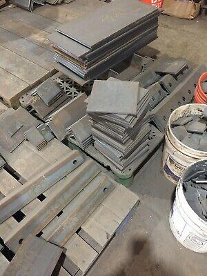 12 .500 Hro Steel Sheet Plate 6 X 12 Flat Bar A36