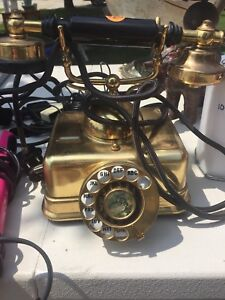 Vintage French princess phone