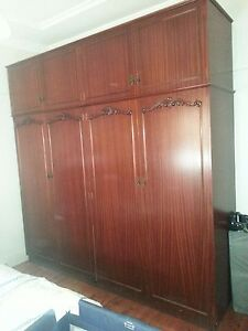 Large vintage wardrobe Rodd Point Canada Bay Area Preview