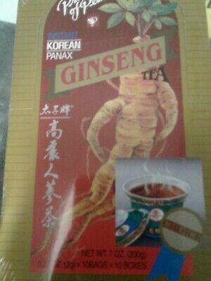 Prince of Peace Instant Korean Panax Ginseng Tea - 100 Tea