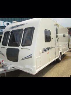 Caravan Bailey Pegasus sleeps 4 plus large awning Cleveland Redland Area Preview