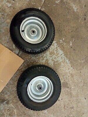 Westwood V20-50 Front Wheels