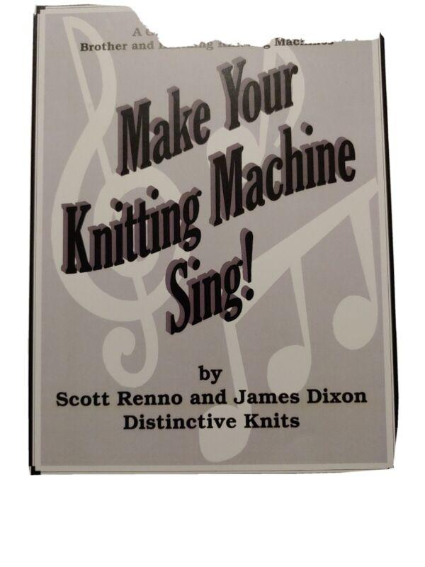 Knitting machine Books