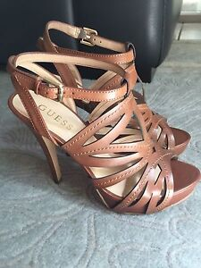 Guess platform shoes in size 6 Brassall Ipswich City Preview