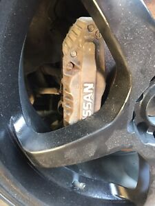 300zx Front Brake Calipers