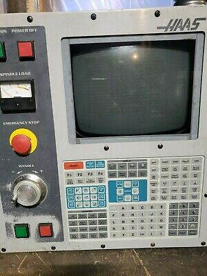 Haas Cnc Milling Machine Control Panel