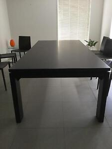 Dinning table and chairs Bonnyrigg Heights Fairfield Area Preview