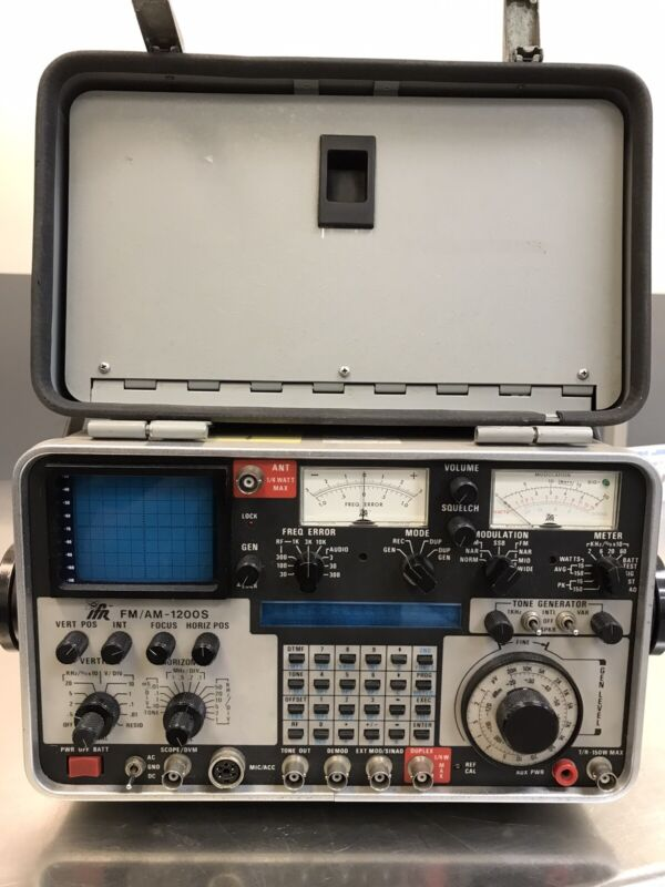IFR 1200S Communications Radio Service Monitor AM/FM