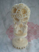 Genuine Ivory Carvings