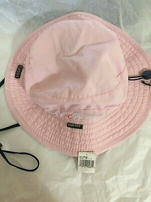 0bfdcabf3b1098 GORE-TEX GEAR WOMEN'S BUCKET HAT FOR SUN/HIKING - PINK - NEW