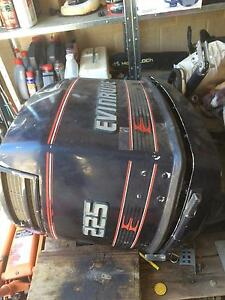 225 evinrude outboard motor Alkimos Wanneroo Area Preview