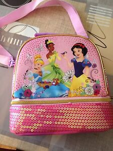 Almost new Disney store lunch bag