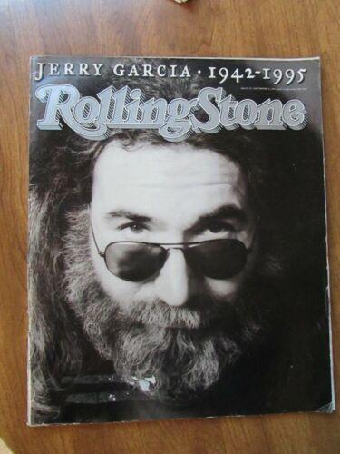 Rolling Stone Magazine 1995 Jerry Garcia