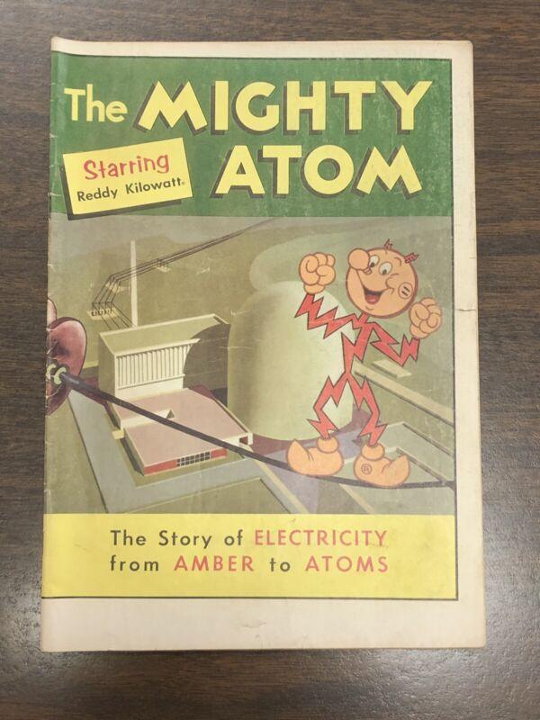 1966 The Mighty Atom Starring Reddy Kilowatt