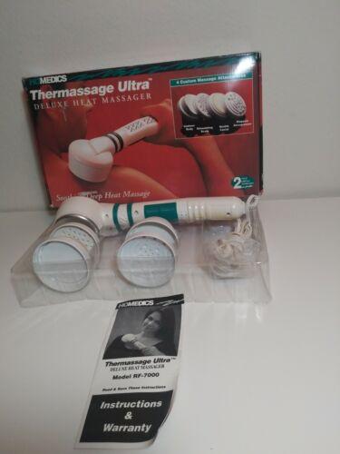 Массажер thermassage ultra антицеллюлитный массажер vacu