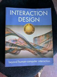Interaction Design university textbook