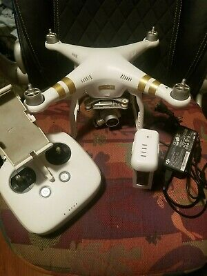 DJI Phantom 3, 4K Proficient Quadcopter RTF GPS Camera Drone