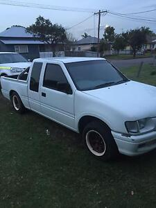 1999 Holden Rodeo Ute Teralba Lake Macquarie Area Preview