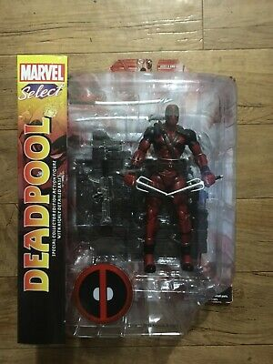 Marvel Select Deadpool figure NEW