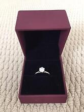 18ct White Gold Diamond Ring Brunswick East Moreland Area Preview