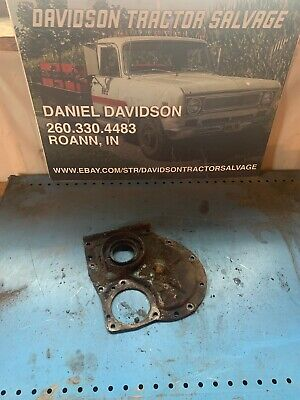 Oliver 60 Timing Cover Antique Tractor